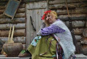 Ивановская Баба-Яга